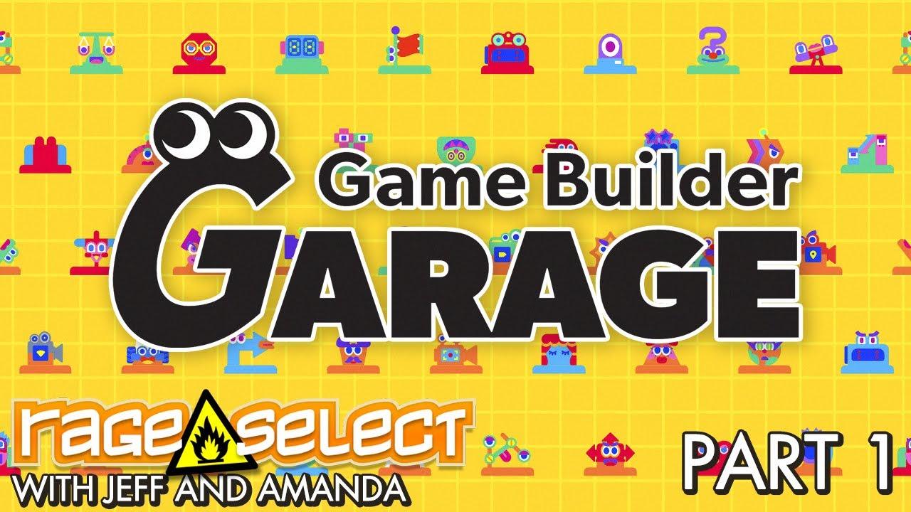 Game Builder Garage (The Dojo) Let's Play - Part 1