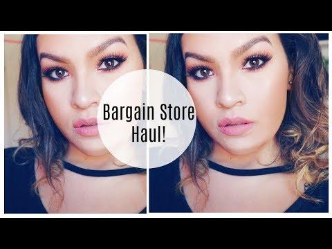 Bargain Store!! ♡ Bealls Outlet + Makeup Haul!!