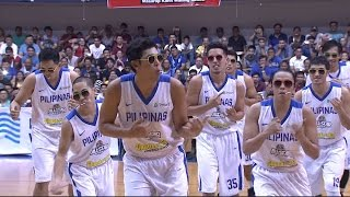 The Mindanao All-Star Dance Showdown: Gilas Pilipinas! | PBA All-Star 2017