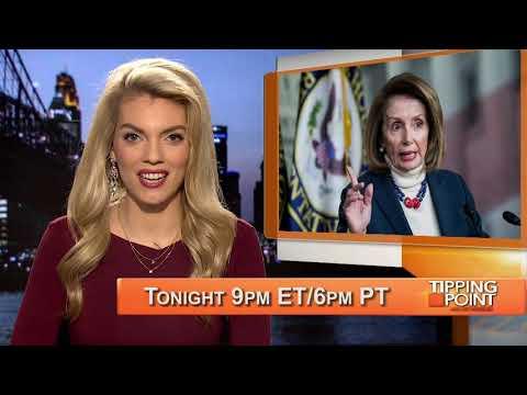 Tonight's Tipping Points: Women's March, Shutdown, & Graham!