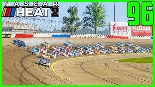 OH I GOT A BAD IDEA |2/36| NASCAR Heat 2 Career Mode S4. Episode 96