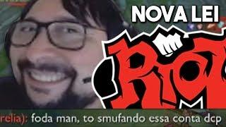RIOT E A NOVA LEI DOS SMURFS !