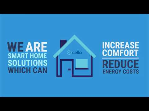 Cello Smart Home Energy Management Solutions