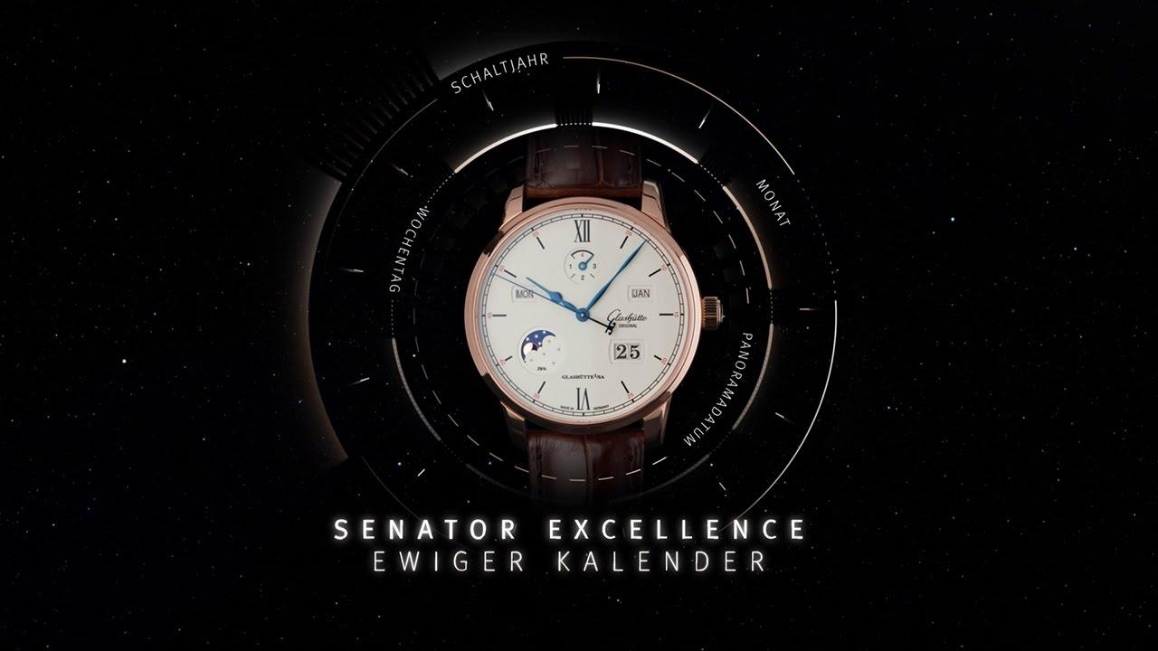 Senator Ewiger Kalender