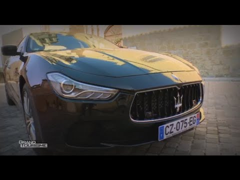 test maserati ghibli version diesel youtube. Black Bedroom Furniture Sets. Home Design Ideas