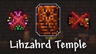 How to enter the Jungle Temple without a Key - Terraria 1.3.5.3 Glitch