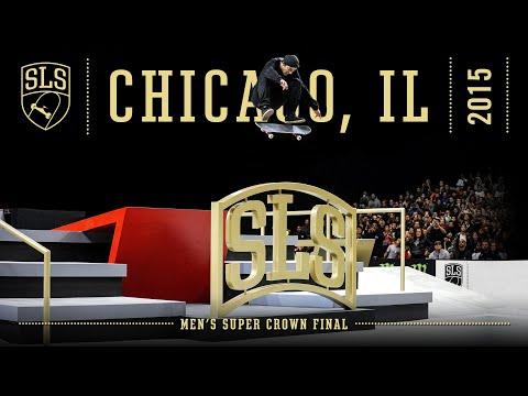 2015 SLS Nike SB Super Crown World Championship