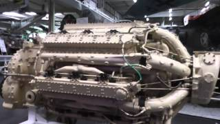 M 503 - 4.000 HP ship diesel engine of the UdSSR