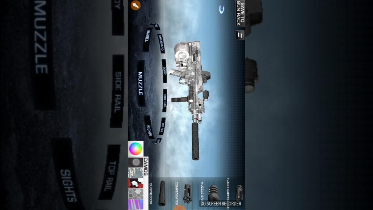 Скачать симулятор оружия на андроид: 12 разных игр.
