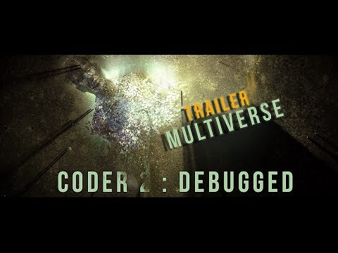 CODER 2 - Multiverse | TRAILER | Sci-Fi Short Film | #IndianShortFilm