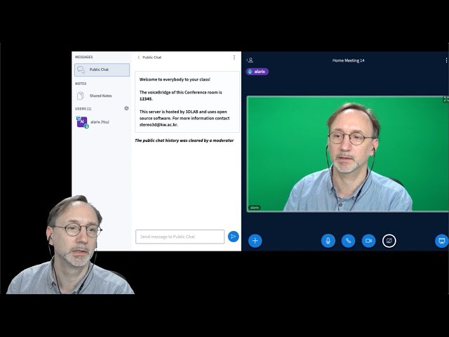 Web Conference Tutorial (Alternative to WebEx and Zoom)