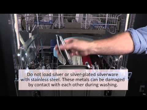 DIY Tips Silverware Loading for your dishwashing appliance