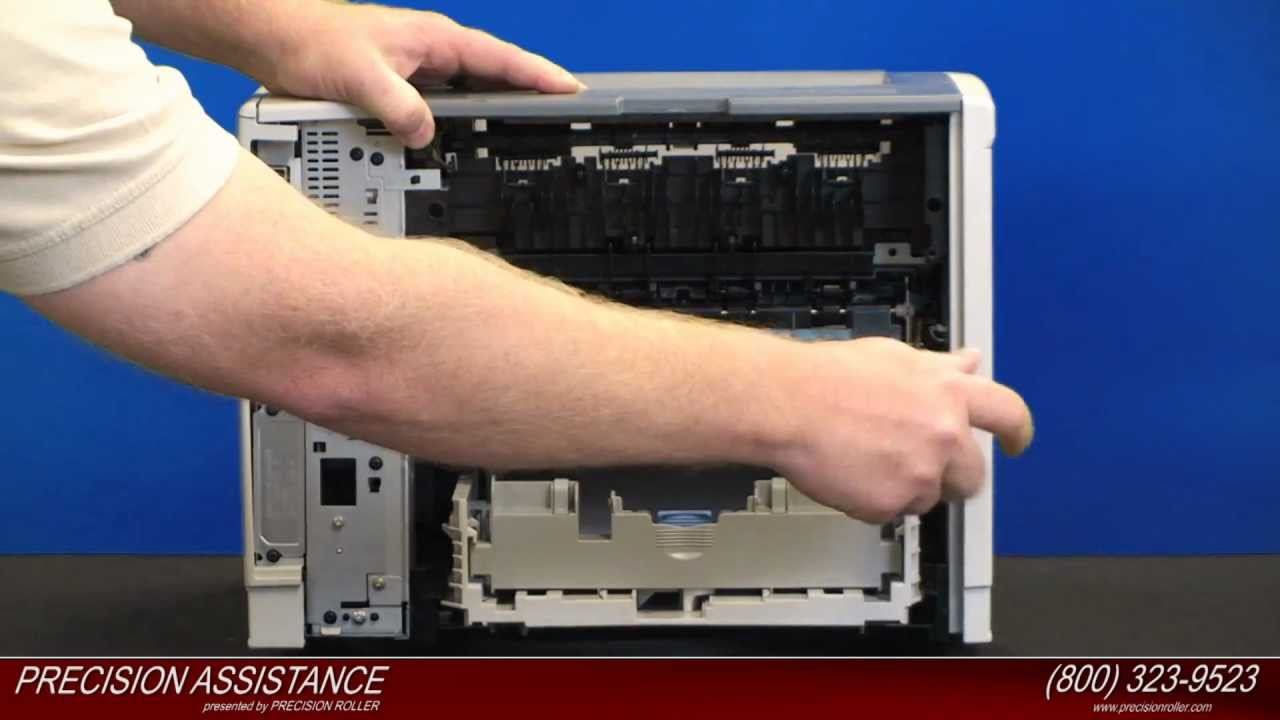 hp laserjet p3005 maintenance kit instructions youtube rh youtube com hp p3015 parts manual laserjet p3015 repair manual