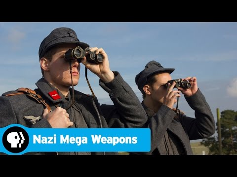 NAZI MEGA WEAPONS | Hitler's Island Megafortress: Official Trailer | PBS