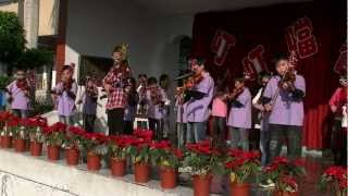 多拉a夢  2012-12-22   和美國小  98+100團   小提琴+ 騎馬舞  叮叮噹表演會