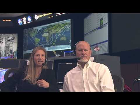 Texas Students Tune Into Mission Control