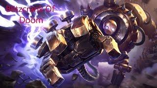 Blitzcrank of Doom (league of Legends)