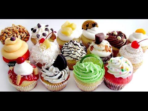 faÇa-cupcake-em-5-minutos---cursos-de-culinÁria