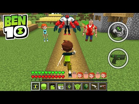 Download HOW TO PLAY AS BEN 10 IN MINECRAFT!