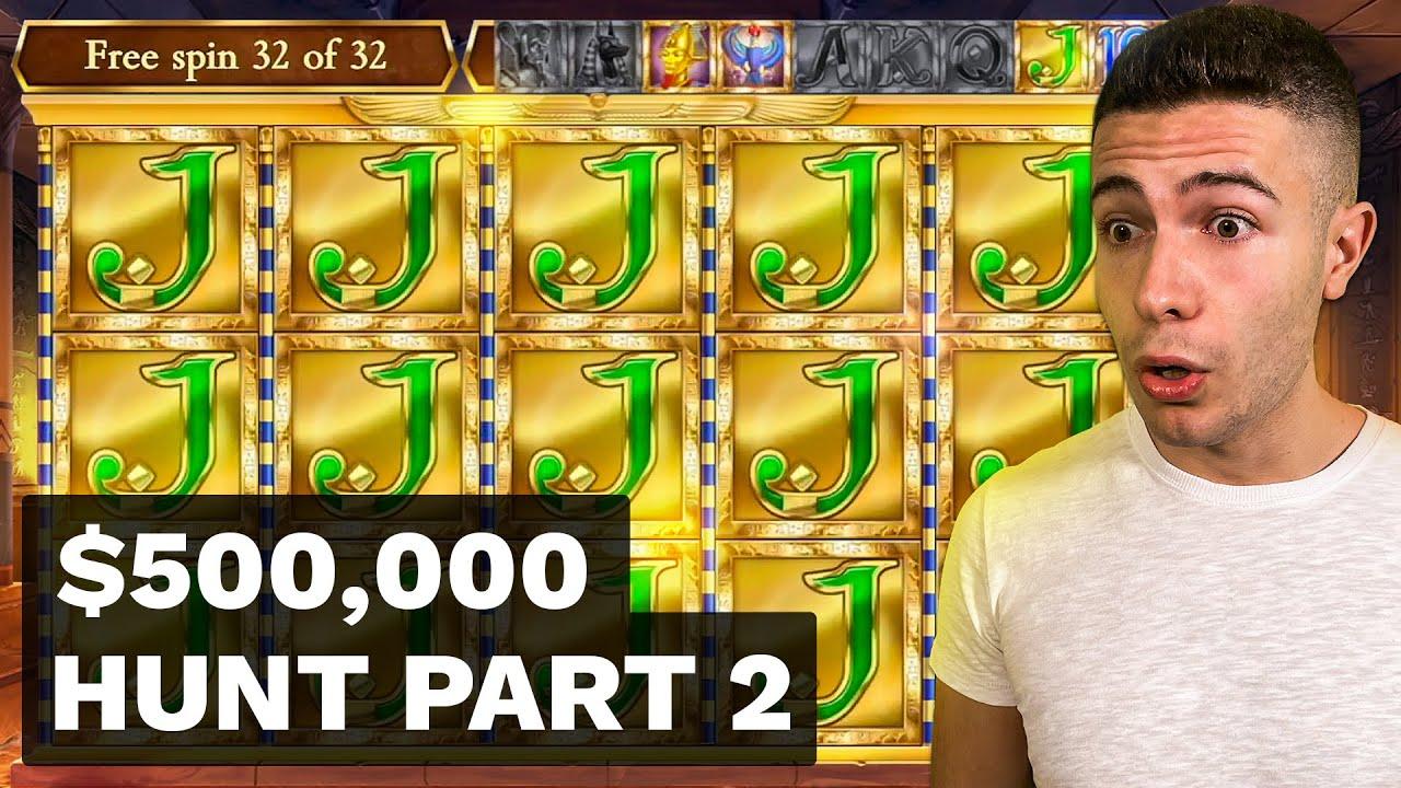 $500000 BONUS HUNT OPENING - Part 2 🎰 59 Slot Bonuses - Fruit Party 2 & Madame Destiny Megaways