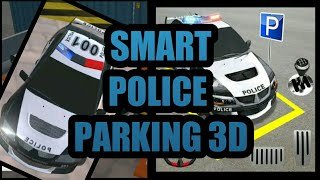 NYPD Smart Police Parking 3D || car games android gameplay Level 21-30 || (By Door To Apps)