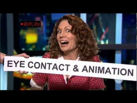 Kitty Flanagan on flirting - The Project
