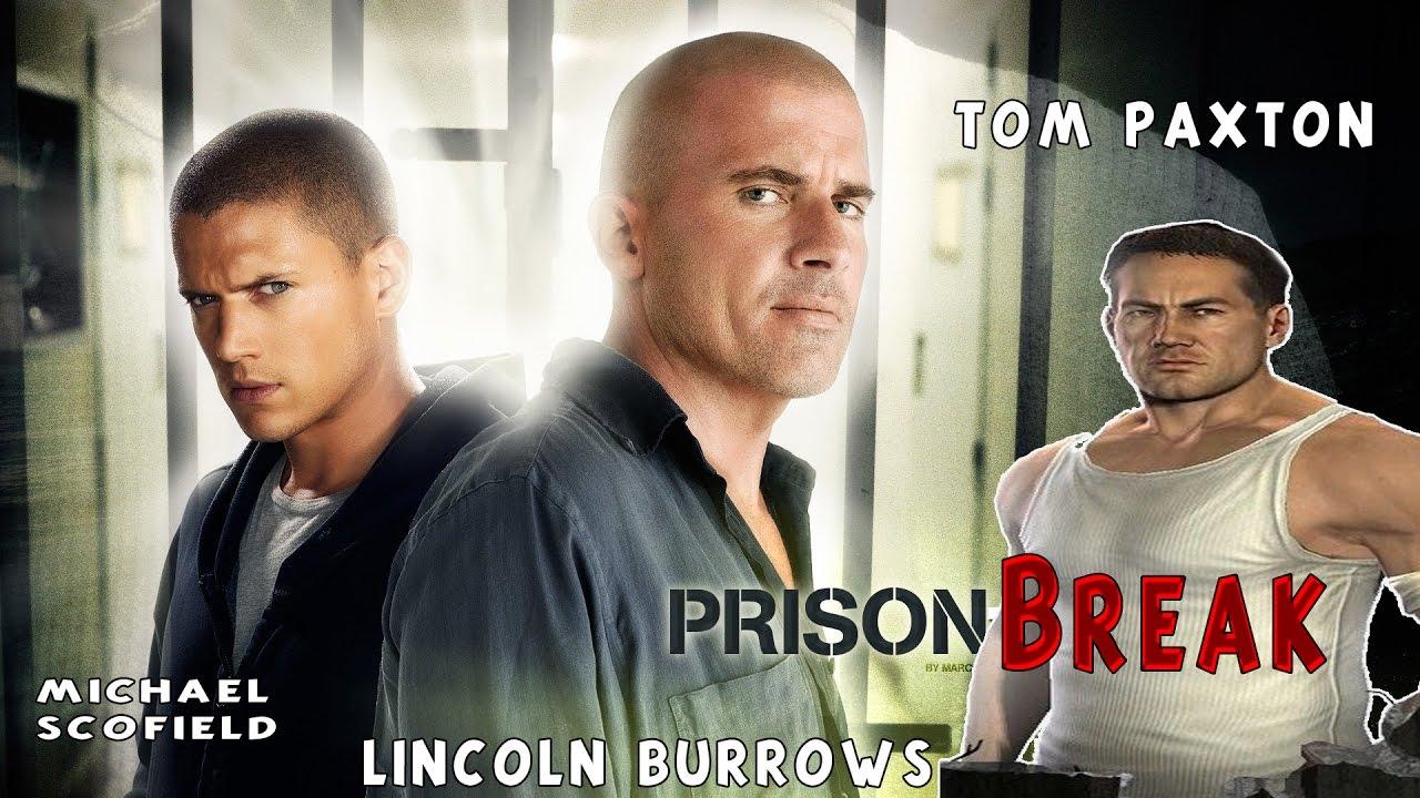 Download 🔒 Prison Break 🔒 Game Movie
