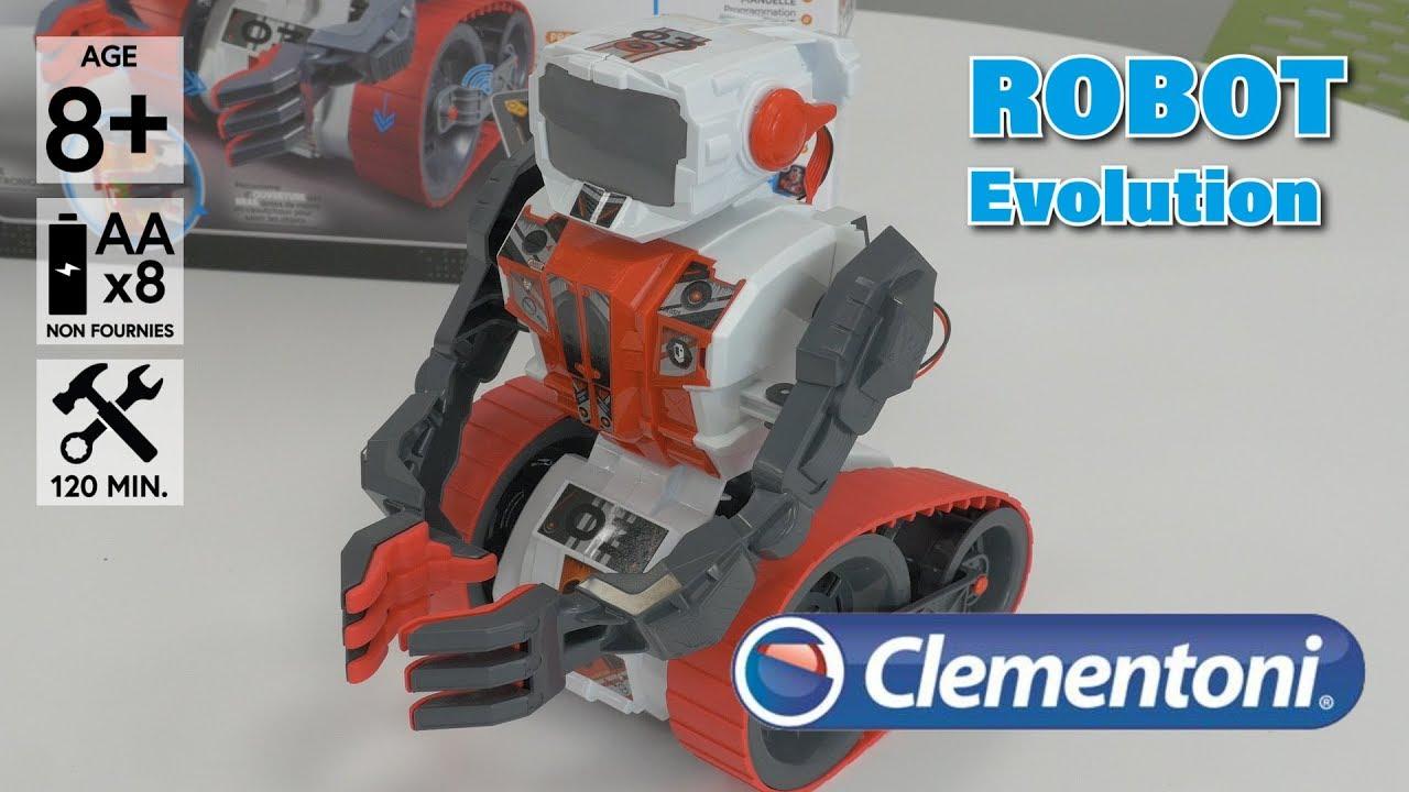Robot Evolution (Grand prix du jouet 2017) - Démo en français HD FR.  Touslesprix Jouets 57835dd9e749