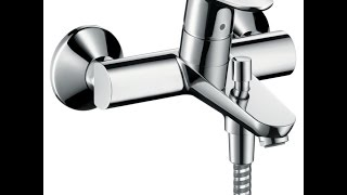 Смеситель для ванной Hansgrohe Focus  31940000(Смеситель для ванной Hansgrohe Focus 31940000 Купить в интернет магазине Перфекто: http://www.perfekto.ru/catalog/smesiteli/smesitel-dlya-vanny-foc., 2016-01-16T12:07:24.000Z)