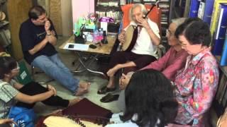 Vọng Cổ Câu 1&2 Đàn Tranh, Nhạc Sư Nguyễn Vĩnh Bảo và Master Nguyễn Tiến Anh