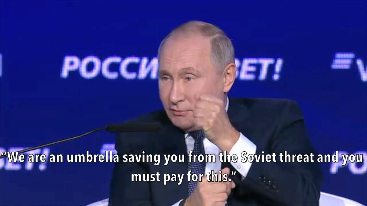 """Download CHECKMATE! Putin Completely Dismantles NATO """"Protection"""" Over Europe In Under 2 Minutes!"""