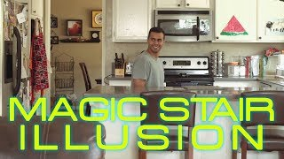 Magic Stair Illusion | David Lopez