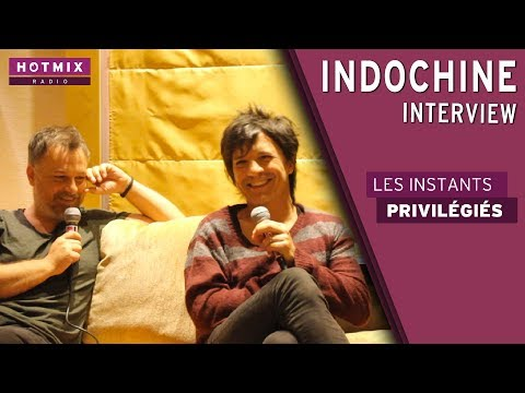 Indochine Interview Hotmixradio (8 septembre 2017)