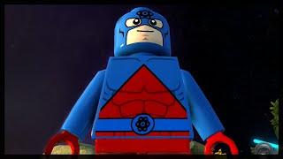 LEGO BATMAN 3 - ATOM FREE ROAM GAMEPLAY!