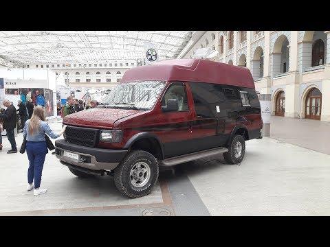 Внедорожный автодом 4х4 из Ford Econoline E250