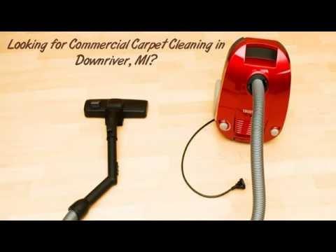 Commercial Carpet Cleaning in Downriver, MI – Downriver Cleanup & Restoration