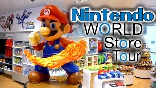 Ultimate Nintendo World Store Tour 2015