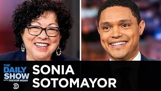"Sonia Sotomayor - ""Just Ask!"" & Life as a Supreme Court Justice 