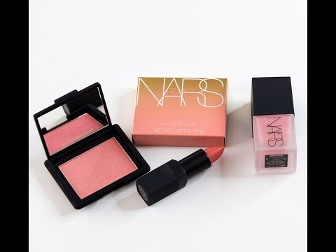 The iconic NARS Orgasm collection. Limited edition blush plus two new formula's!