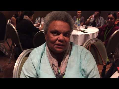Reflections from participants in #CATSINaM17 mentoring workshop