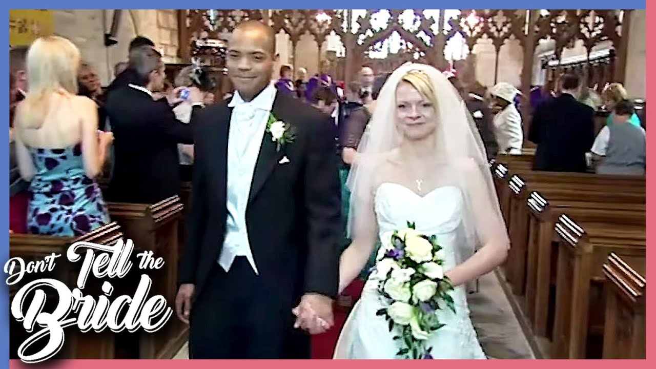 Catherine Enjoys Her Big Day Despite Hating Colour Scheme | Don't Tell the Bride