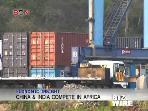 China & India fight for Africa - Biz Wire - August 6,2013 - BONTV China
