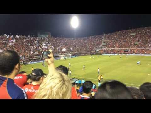 DESDE CHICO SOS MI ENFERMEDAD + RECIBIMIENTO CERRO PORTEÑO VS DIM !!!