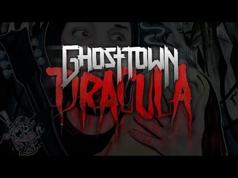 """""""Dracula"""" by Ghost Town Speed Painting Cover Art"""