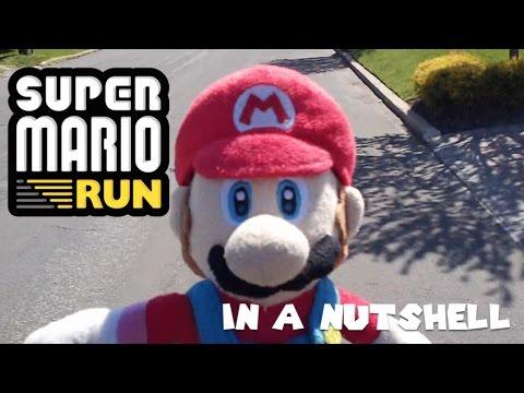 Super Mario Run In A Nutshell