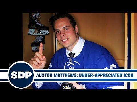 Auston Matthews: Under-Appreciated Icon | The Steve Dangle Podcast