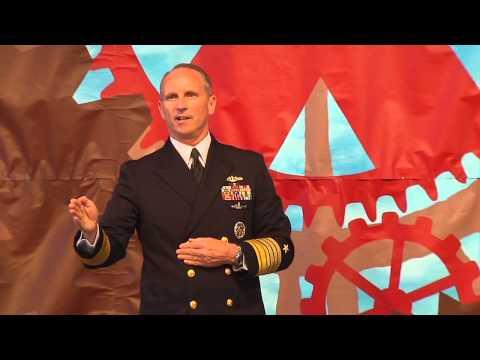 Chief of Naval Operations | Jonathan Greenert | TEDxPittsburghStatePrison