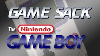 The Nintendo GameBoy - Review - Game Sack