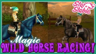 Star Stable Online: Jorvik Wild Horse Racing!