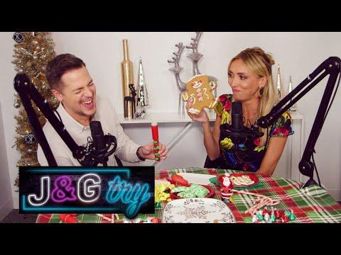 Jason Kennedy & Giuliana Rancic Try ASMR: Holiday Edition  E News